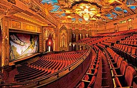 The Pantages Theatre