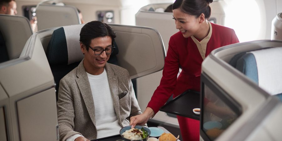 Business Class Flights from Mumbai