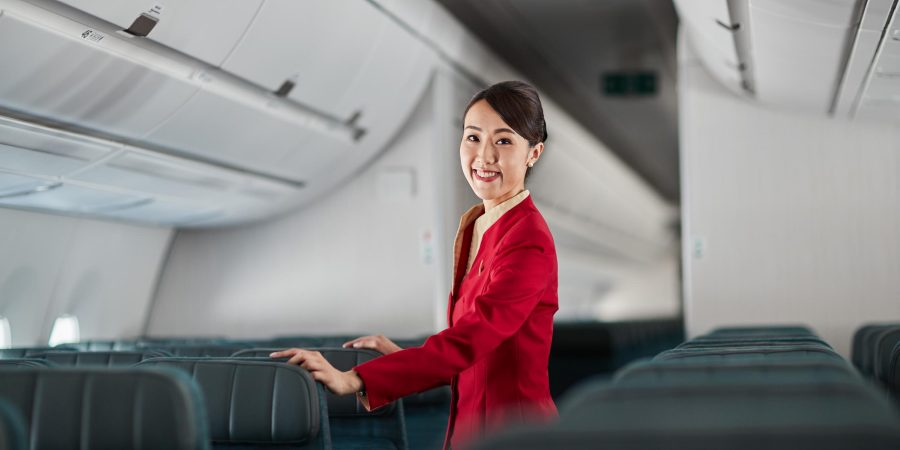 The Cathay Pacific Anniversary Sale