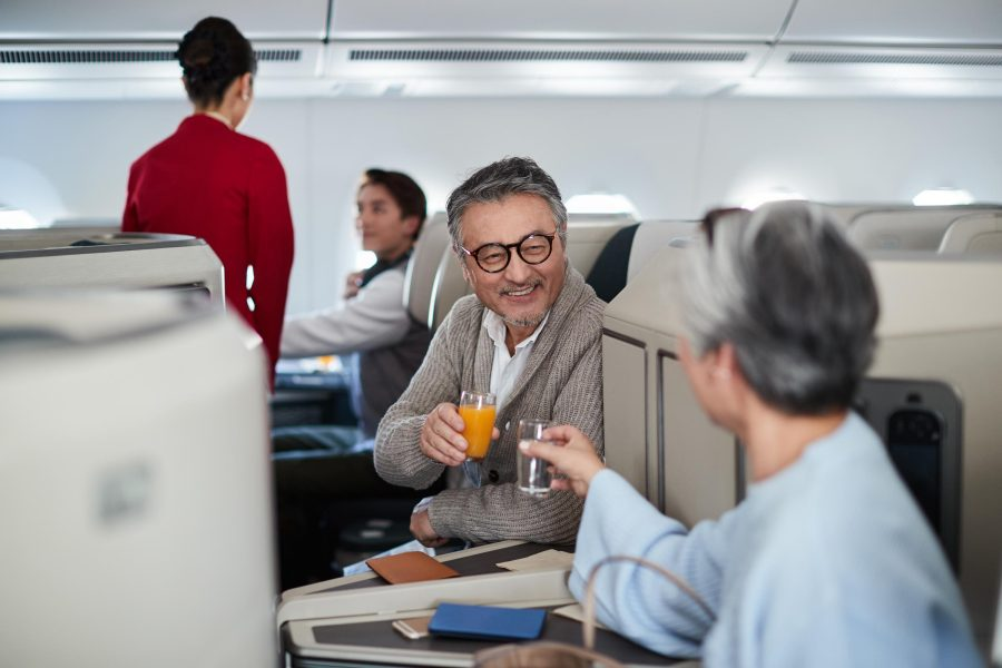 Two-to-travel Business Class Special