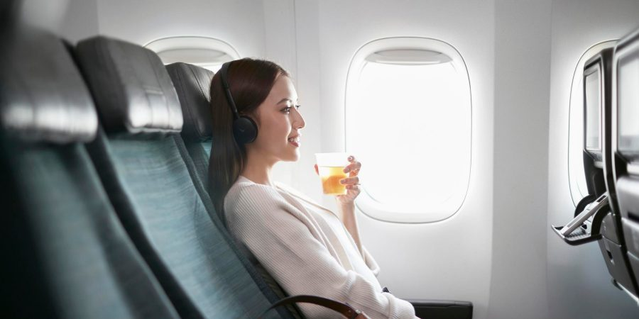 Airline Tickets Cathay Pacific
