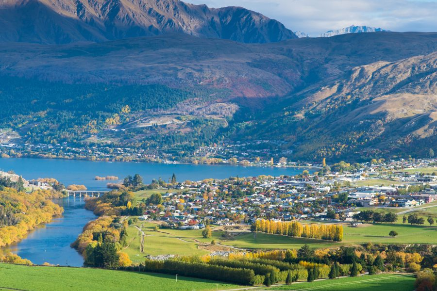 Economy Flights to Christchurch