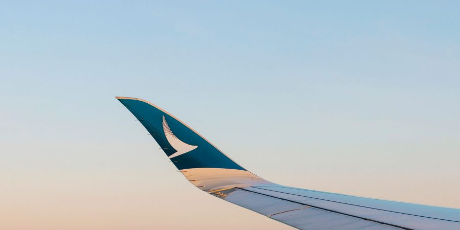 Reasons to fly with Cathay Pacific